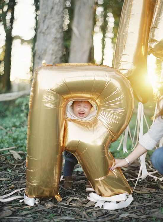 cute baby session