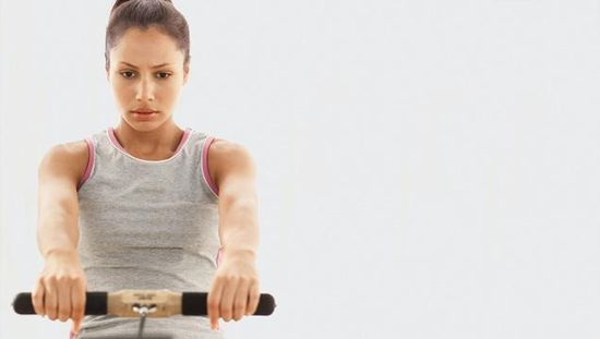 20 Minute Rowing Machine Workout