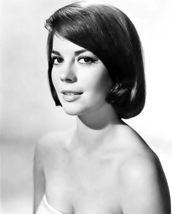 Natalie Wood #star #actress #beauty #blackandwhite #celebrity #legend #iconic