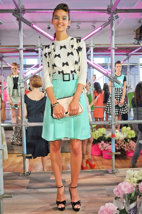 kate spade 2013 s/s collection