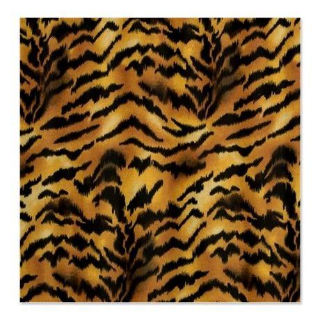 Tiger Bathroom Decor