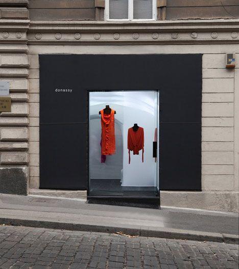 Donassy Open //Atelier by Vanja Ilic