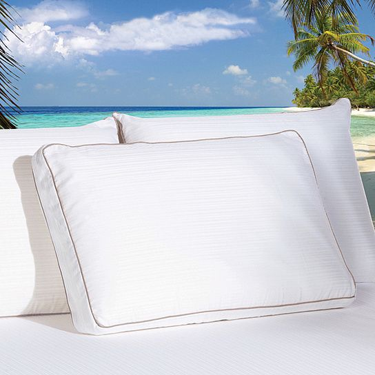 $49.00 Anti-Snore Memory Foam Pillow by Comfort Revolution, opensky.com