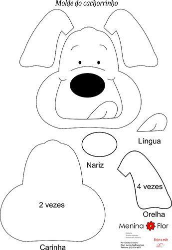 dog template