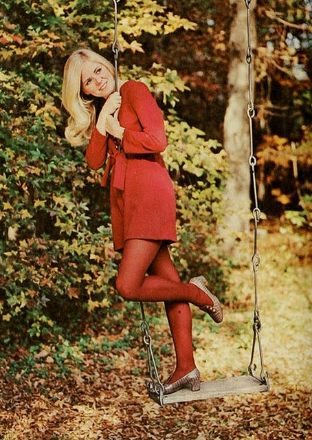 1960s red