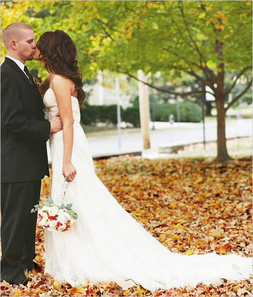 10 reasons to love fall weddings
