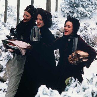 Still a favorite movie. Little Women.