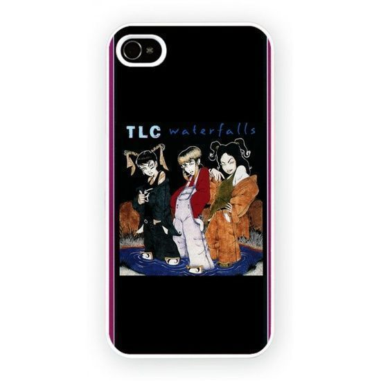 TLC - Waterfalls iPhone 4 4s