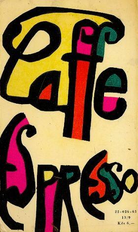1965 Caffe Espresso