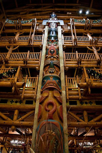 Disney Resorts -- Wilderness Lodge
