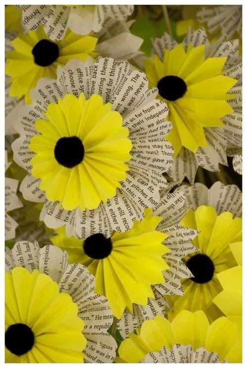 Paper flowers #paper #flower