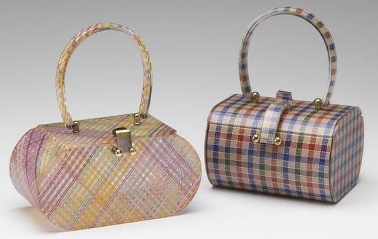 lucite purses - Google Search