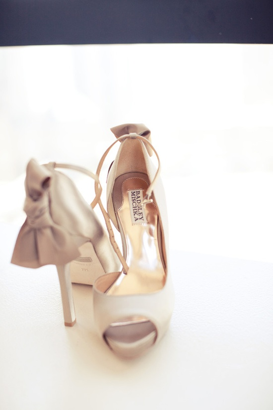 The shoes #wedding