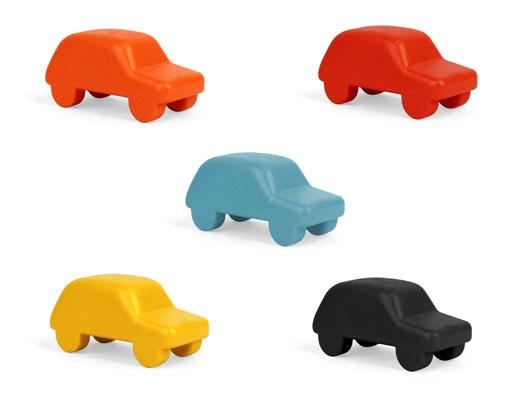 Soap cars