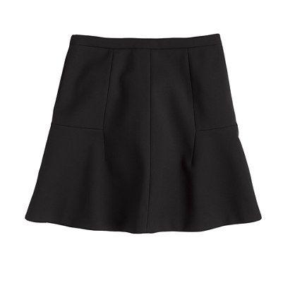 J.Crew Fluted Skirt