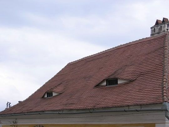 Eyes on You: via the metapicture #Roof #Windows #Roof_Eyes