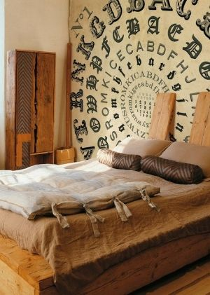 Bedroom decor.