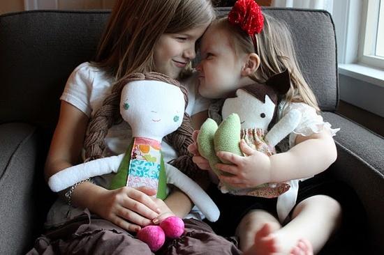 gorg handmade dolls