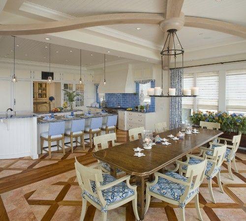Interiors                   Kitchen                   Interior Design                   Dining Room                   Beach