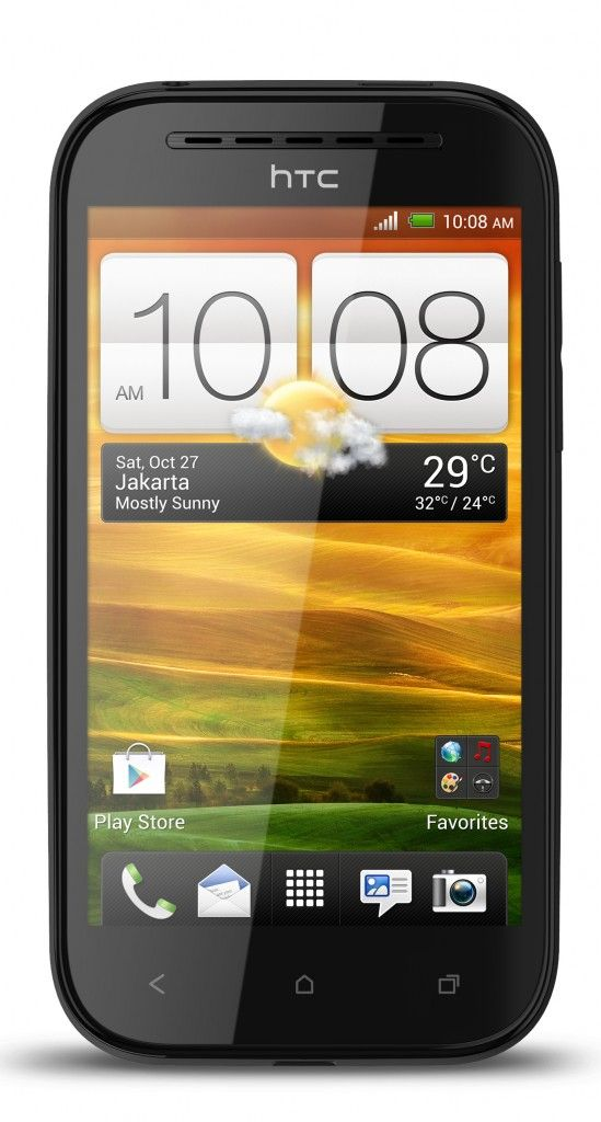 HTC Desire SV - Android phones reviews