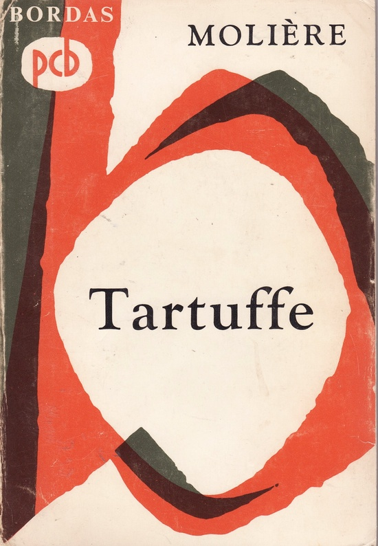 Tartuffe - Moliere (in french). 4.00, via Etsy 1968
