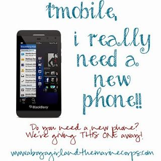 Win A New Phone from TMobile!!!!