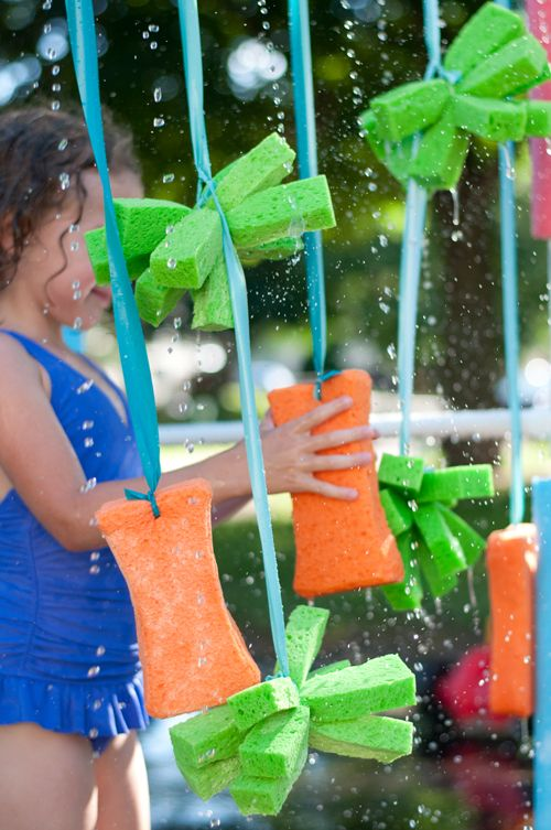 DIY: The COOLEST Tricycle Carwash. Follow these easy plans and have the best summer ever!