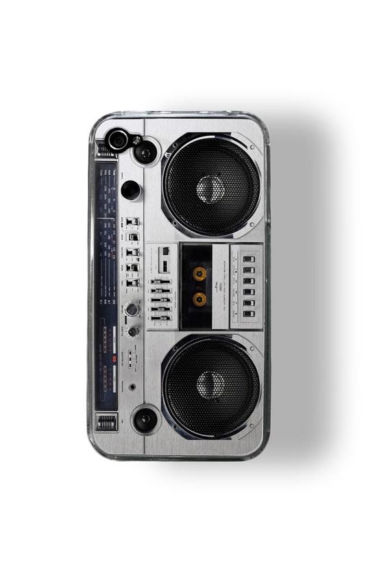 iPhone 4/4S Case Boombox