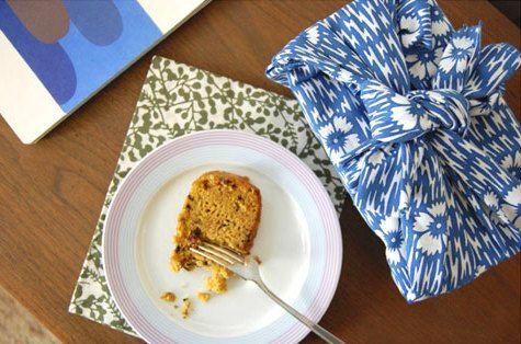 Lena Corwin's Pumpkin Cranberry Bread (a site favorite)