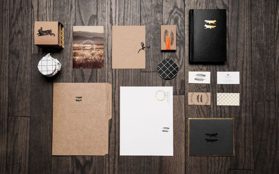 Another nice branding project from Anagrama