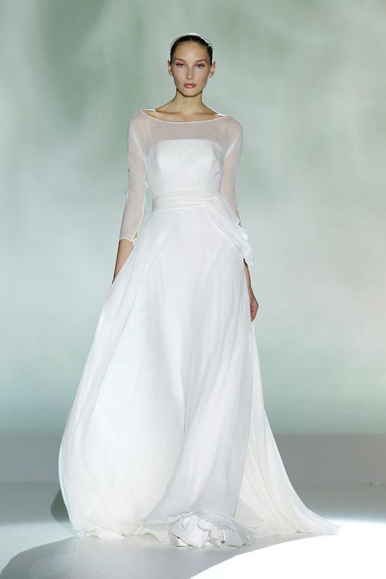Rosa Clara #bridal #wedding #gown #dress