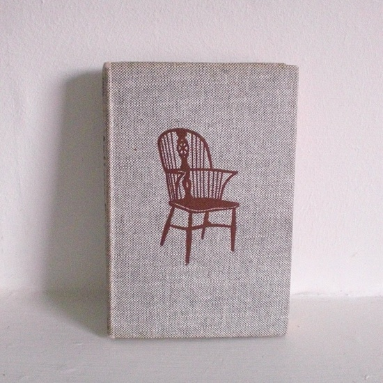 Vintage Antique furniture book