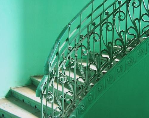 Emerald Staircase