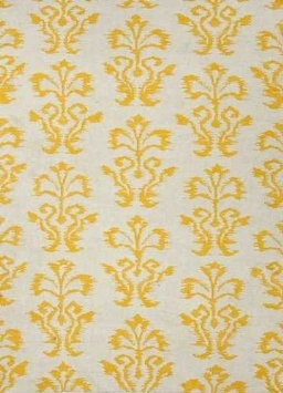 Amazon.com: Urban Bungalow Gold/Yellow Floral Rug Rug Size: 2' x 3': Home & Kitchen