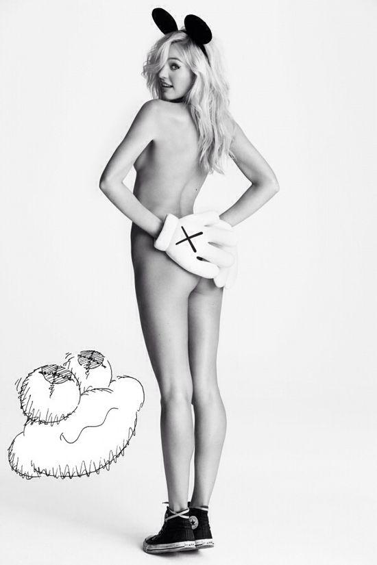 Candice Swanepoel - Victoria's Secret Models