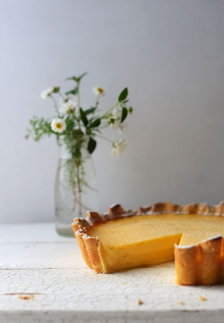 The Ultimate Lemon Tart