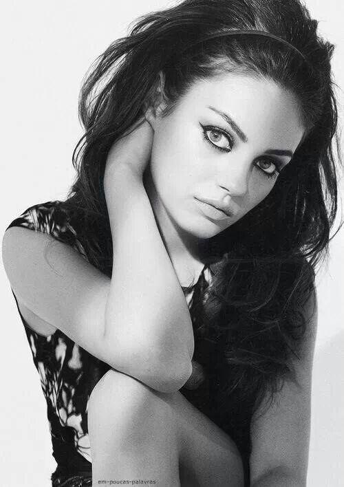 Mila Kunis is perfection