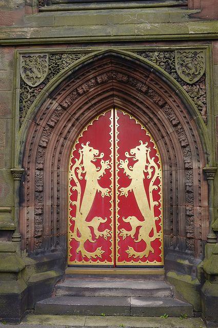 St. Giles' Church, Cheadle , England