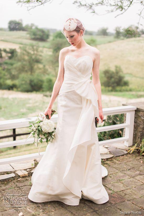 Sareh Nouri Wedding Dresses Spring 2013