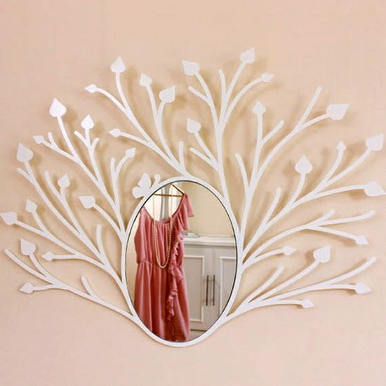 Feminine Furniture Inspiration mirror
