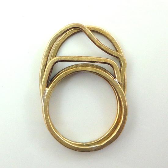 3 Stacking Rings\