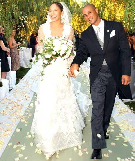Jennifer Lopez #celebrity #wedding