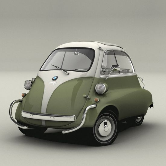 :: the Isetta , 1962 ::