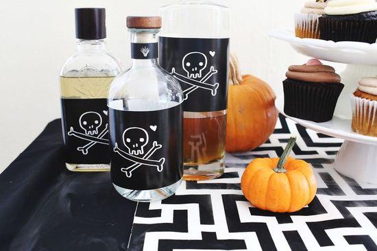 Happy Halloween party printables