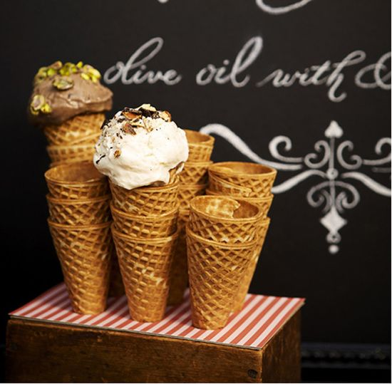 Ice cream cone holders