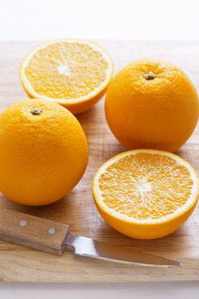 Oranges to reduce stress