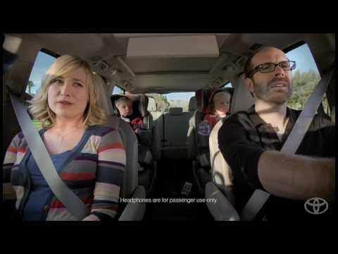 Toyota Meet the Parents - Sienna Commercial Ad