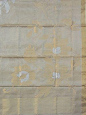 Uppada Saree all over paper work design