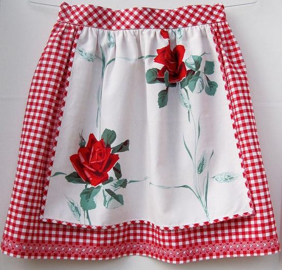 double apron