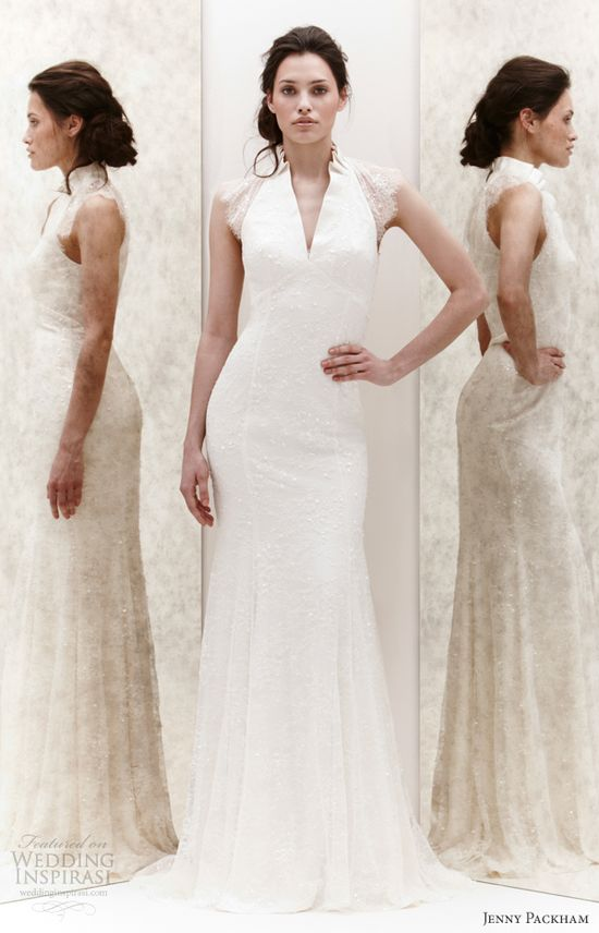 Jenny Packham Spring 2013 bridal collection